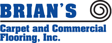 Brian's Carpet and Commercial Flooring, Inc. Logo